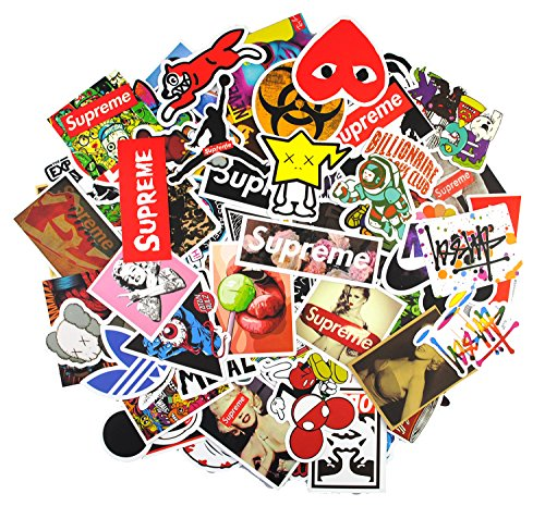 7 Series Matte Sticker Pack 100-Pcs,Secret Garden Sticker De