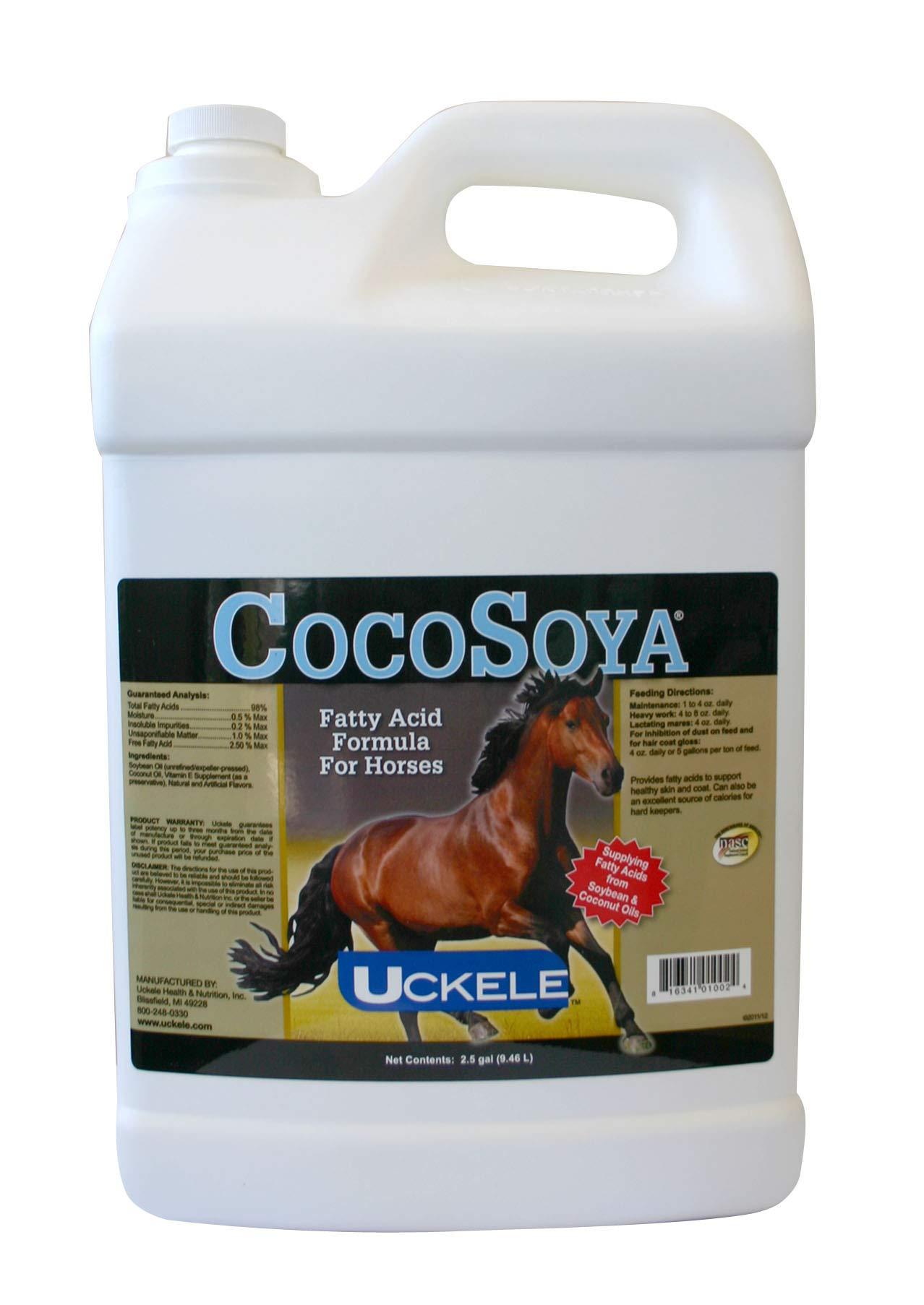 Uckele Cocosoya 2.5 gal by Uckele