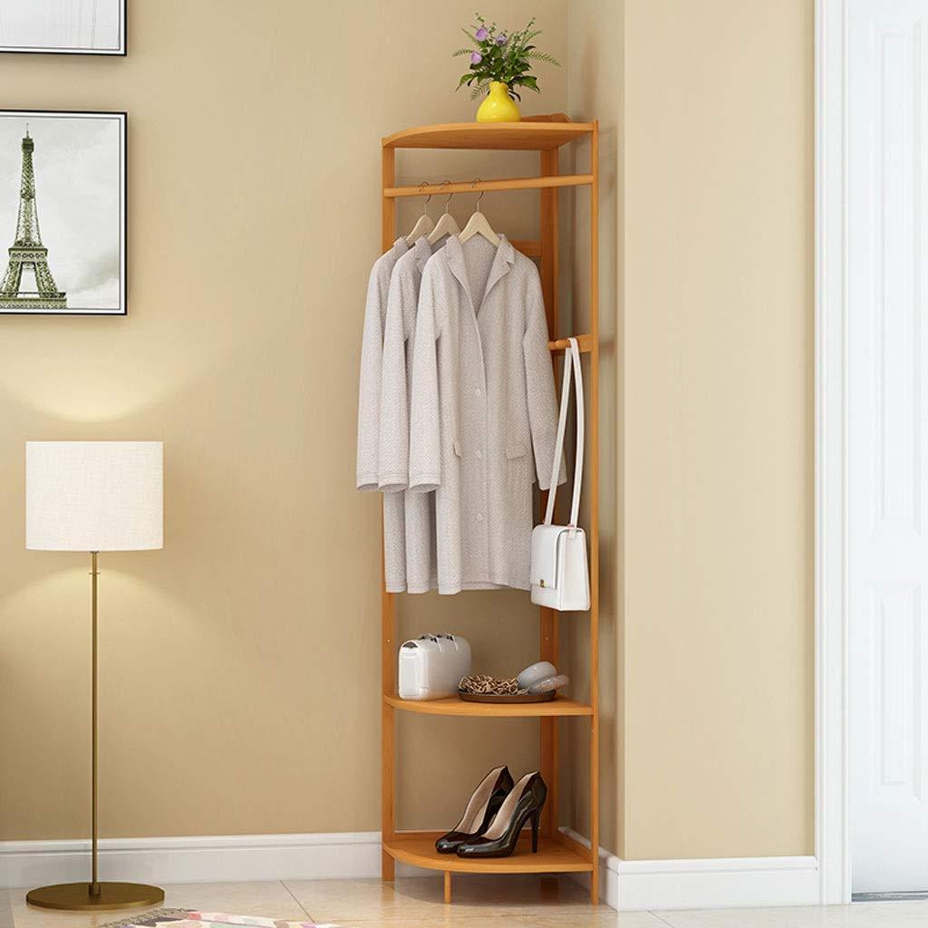 Amazon.com: A- Coat Rack Hanger Coat Rack - Bedroom Shelf ...