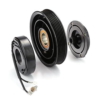 AC Compresor Polea del embrague rodamientos placa de bobina para Toyota Corolla Matrix 03 – 08