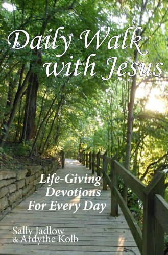 Book: Daily Walk with Jesus by Sally Jadlow and Ardythe Kolb