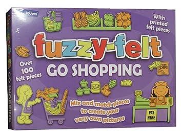 Amazon.com: Fuzzy Fieltro Series 1 IR de compras: Toys & Games