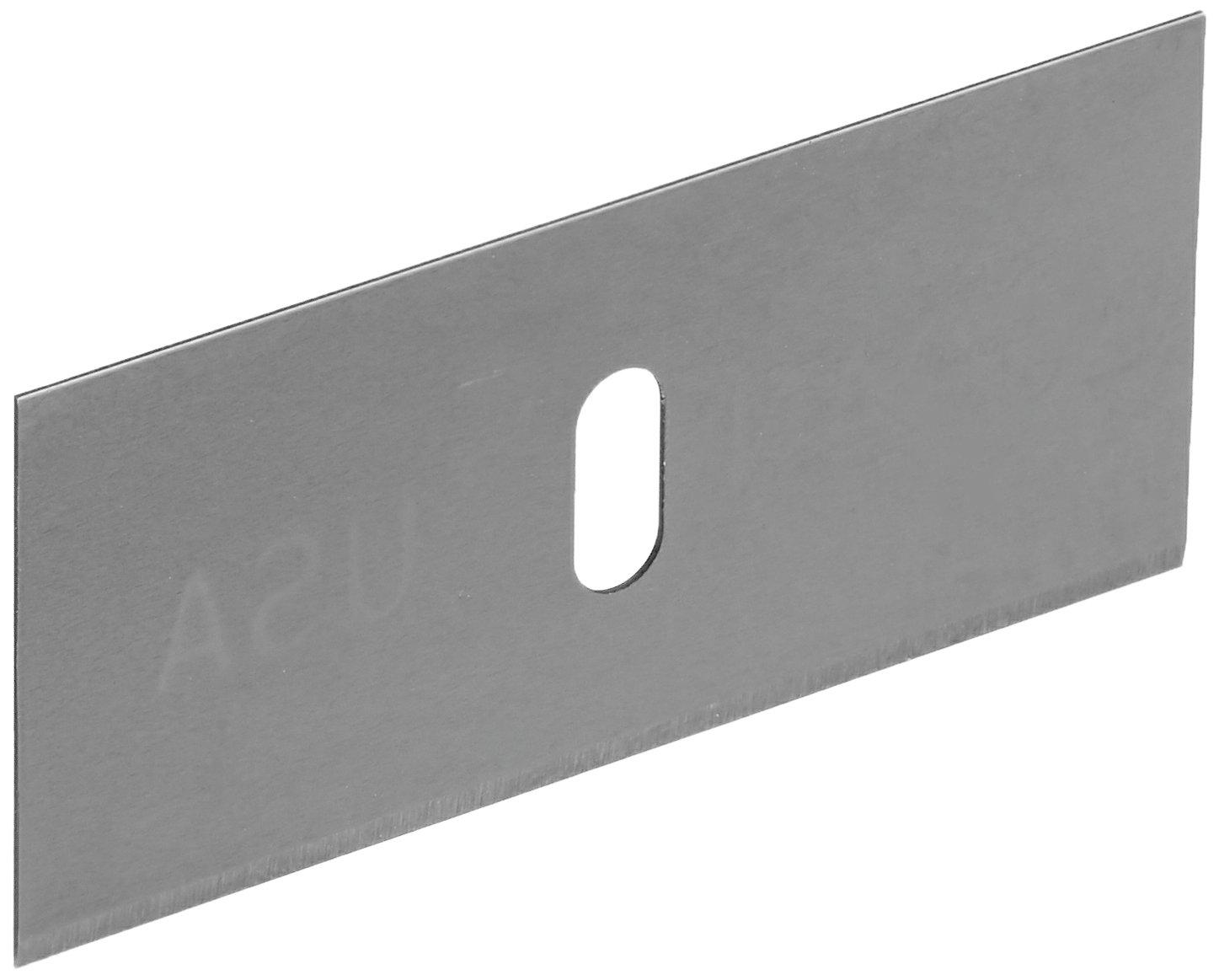 Logan 270-50 Mat Cutter Refill Blades (50 Pack), Silver