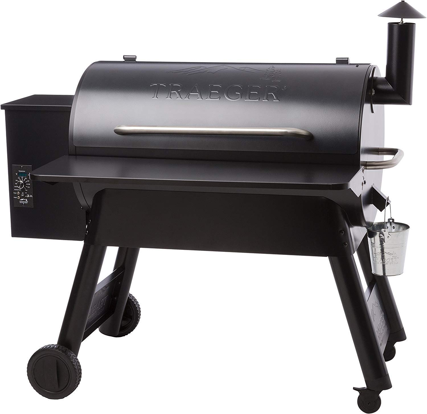Cookingstar Replacement for Traeger 34 Series Folding Shelf, 37'' L x 12'' W, BAC363 by Cookingstar (Image #2)