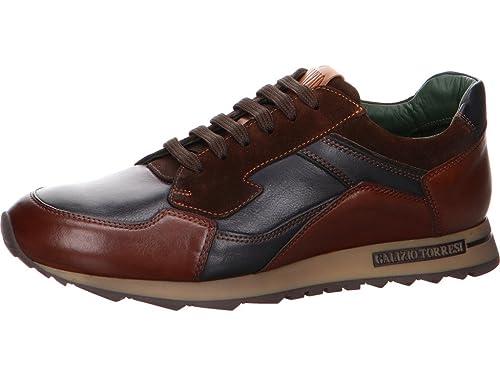super popular 05938 8193b GALIZIO TORRESI 137-80-90319, Sneaker Uomo, Blu (Blu), 45 EU ...