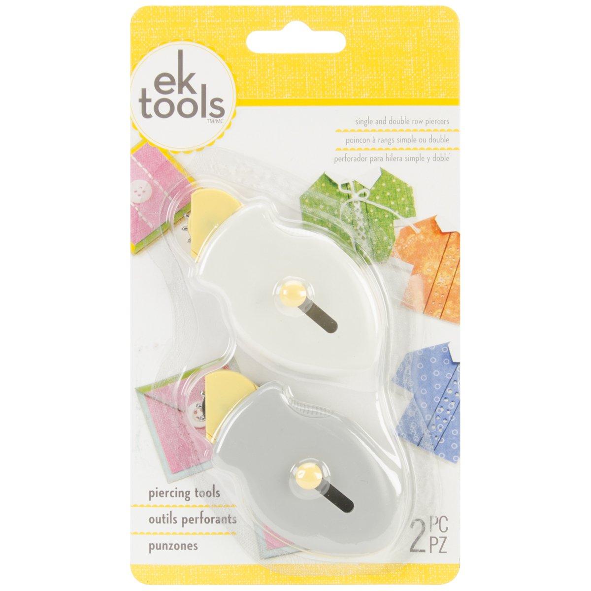 EK Tools 54-04004 Paquete de 2 Herramientas de perforación