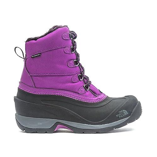 5056cef2d5 THE NORTH FACE Women s Chilkat III Nylon Boots - Magic Magenta TNF Black