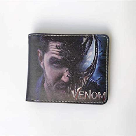 Billetera Wallet Purse Venom Billetera Hombres Y Mujeres de ...