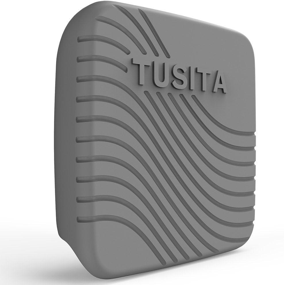TUSITA Funda para Raymarine Dragonfly 4 / Dragonfly 5 - Case Protectora de Silicona Skin - Accesorios GPS Fishfinder: Amazon.es: Deportes y aire libre