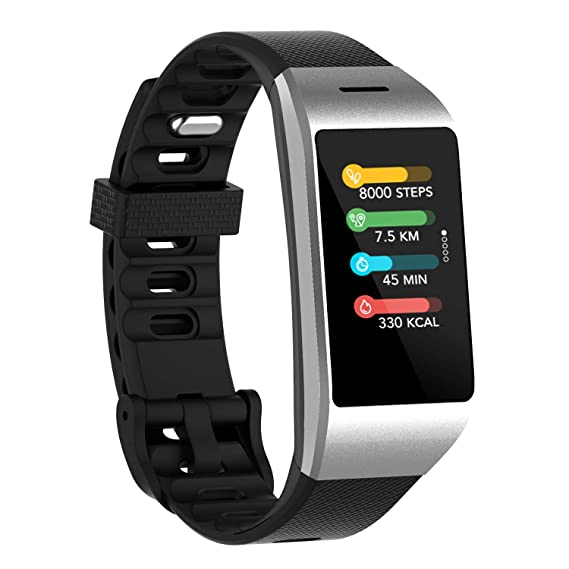 Amazon.com: MYKRONOZ ZeNeo Smartwatch with High Resolution ...