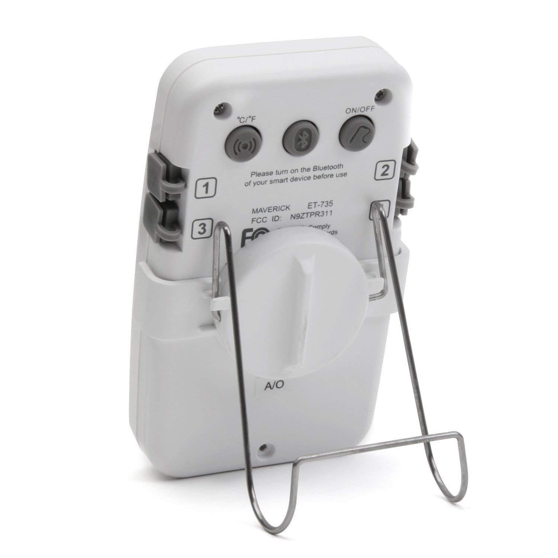 Maverick ET-735 Bluetooth 4.0 Wireless Digital Cooking Thermometer