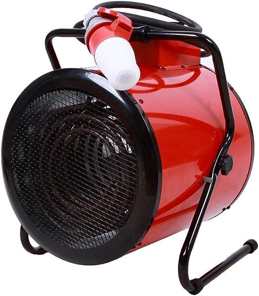Even Calentador eléctrico Rojo pequeño, Calentador de Espacio de ...