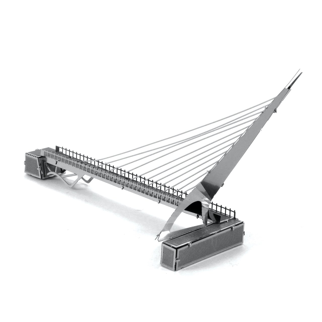 Fascinations MMS031 /502571 Metal Earth Sundial Bridge Construction Toy/1/Metal Plate Ages 14+