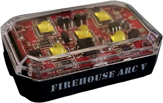 Firehouse Technology ARC V Drone Strobe Anti-Collision Light Tri-Color 1000 Lumens