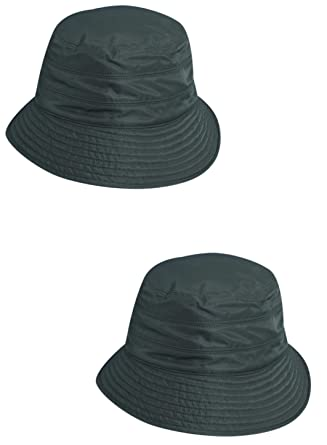 b3993a0743a Image Unavailable. Image not available for. Color  Scala Classico Women s  Tapered Water Repellent Rain Hat ...