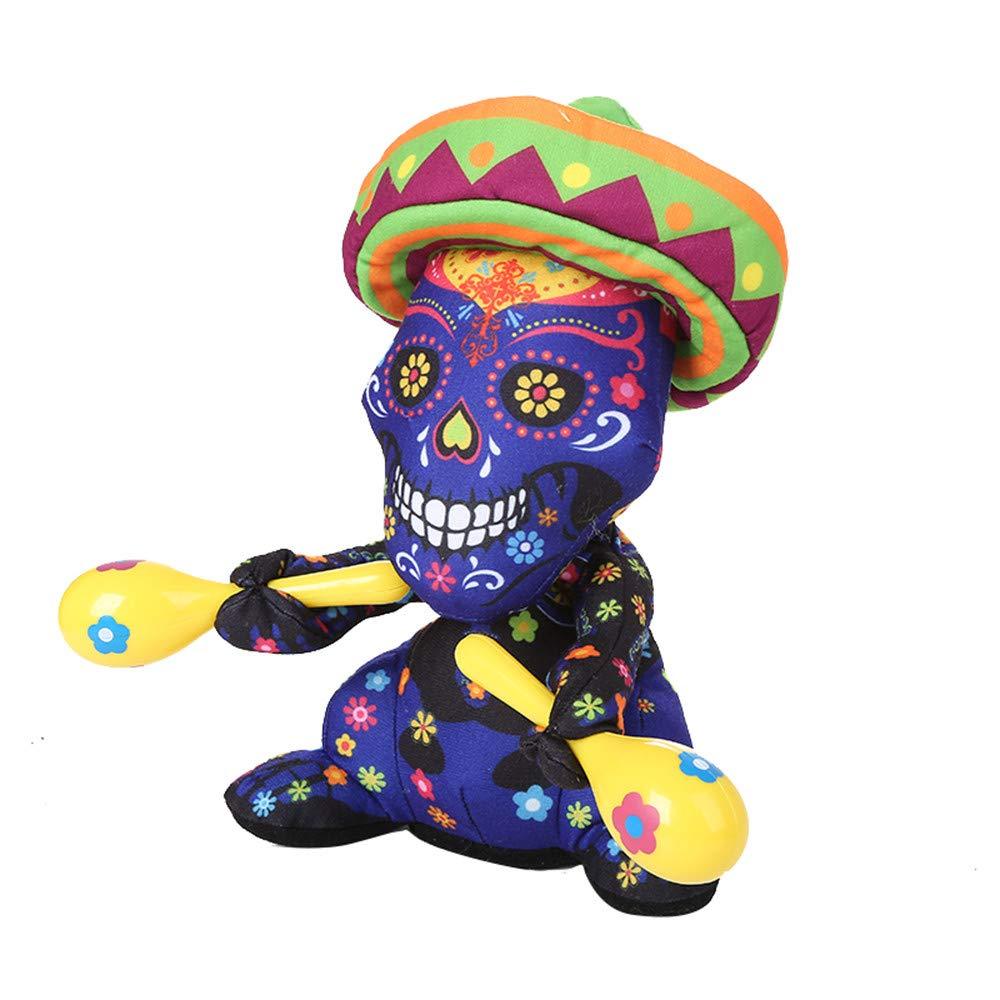 ハロウィン 玩具 ゴースト玩具 123ループ ハロウィン パーティー 装飾 ぬいぐるみ ハロウィン おもちゃ ゴースト 悪夢 アニメ One size CCH-80920104 B07HMS9X84  A