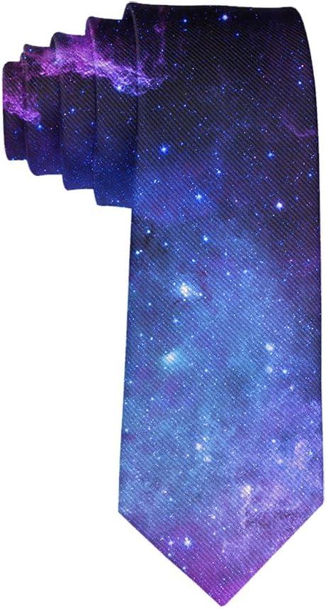 Amazon.com: MrDecor - Corbata para hombre, color azul ...