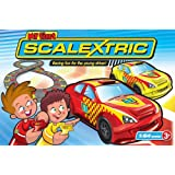 Scalextric My First Micro Slot Car Race Set (1:64 Scale)
