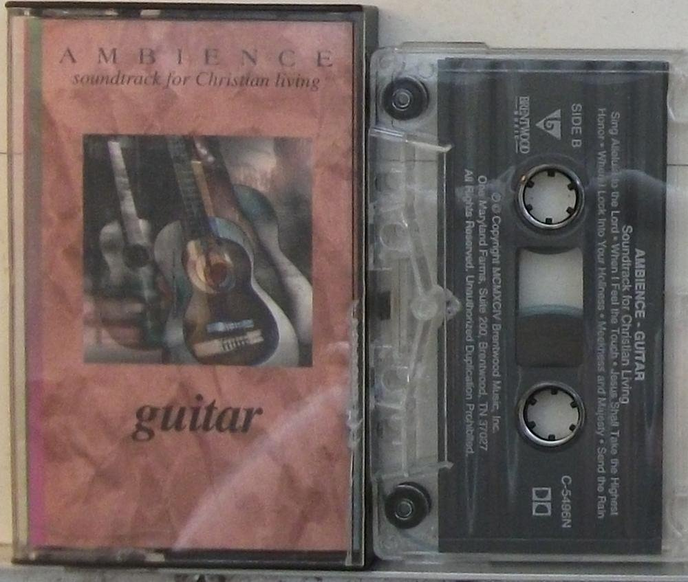 Ambience: Soundtrack for Christian Living- Guitar