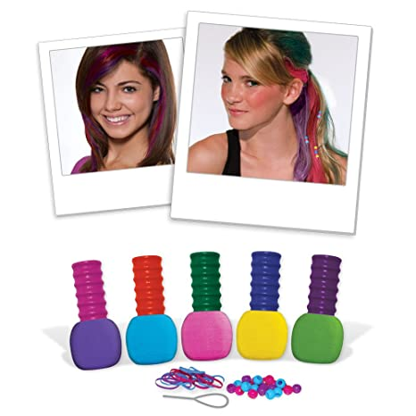 Fashion Angels - Color Rox, Set para Pintar el Pelo