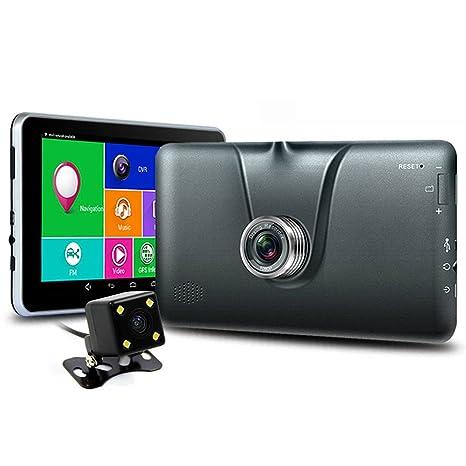 """7 """"Coche Navegación GPS Android 4.4.2 FHD 1080p cámara grabadora de coche"""