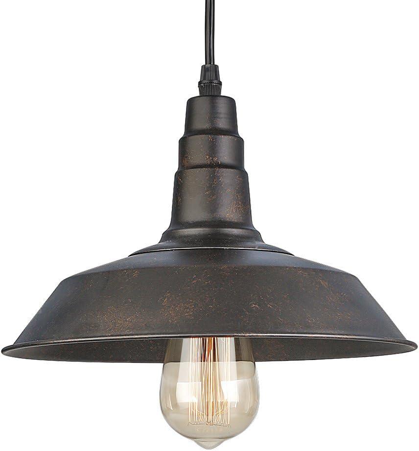 LNC Rust Pendant ...  sc 1 st  Amazon.com & Pendant Light Fixtures   Amazon.com   Lighting u0026 Ceiling Fans ... azcodes.com
