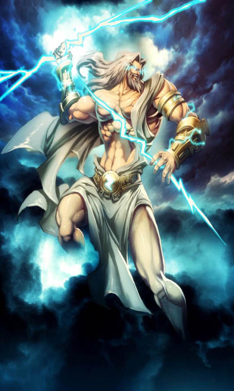zeus live wallpaper free appstore for android