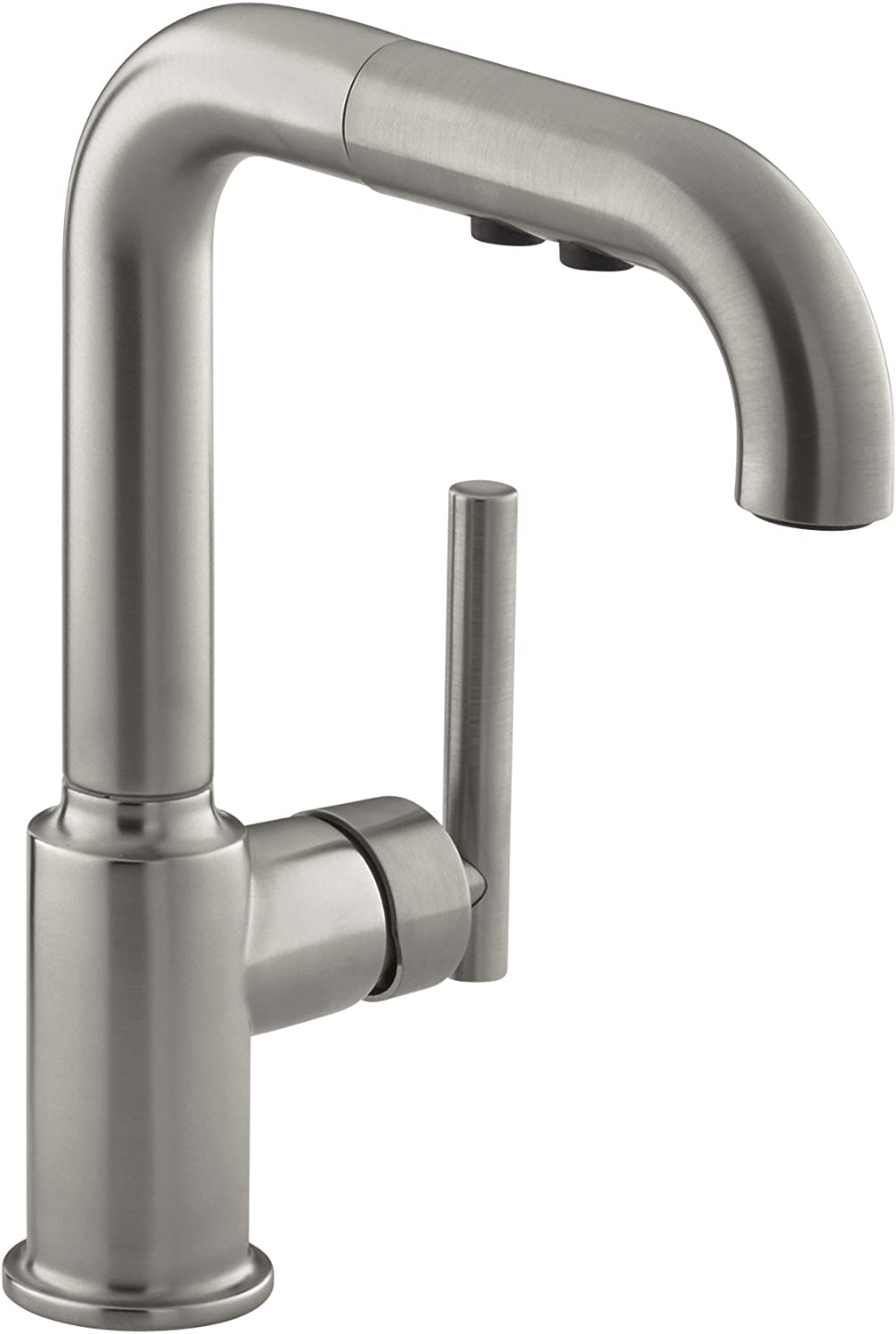KOHLER K-7506-VS Purist Secondary Pullout, Vibrant Stainless