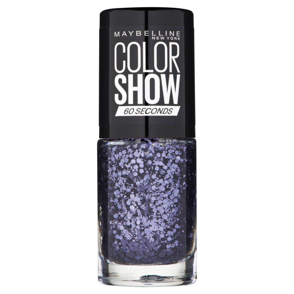 Maybelline New York Make-Up Nagellack Color Show Topcoat Street Art ...