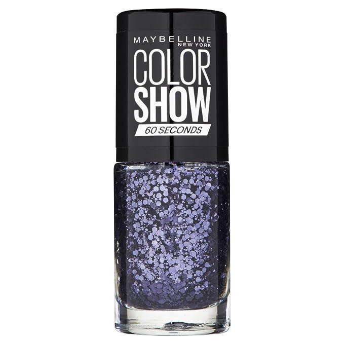 Maybelline - Esmalte de Uñas Color Show 337 Black Magic: Amazon.es ...