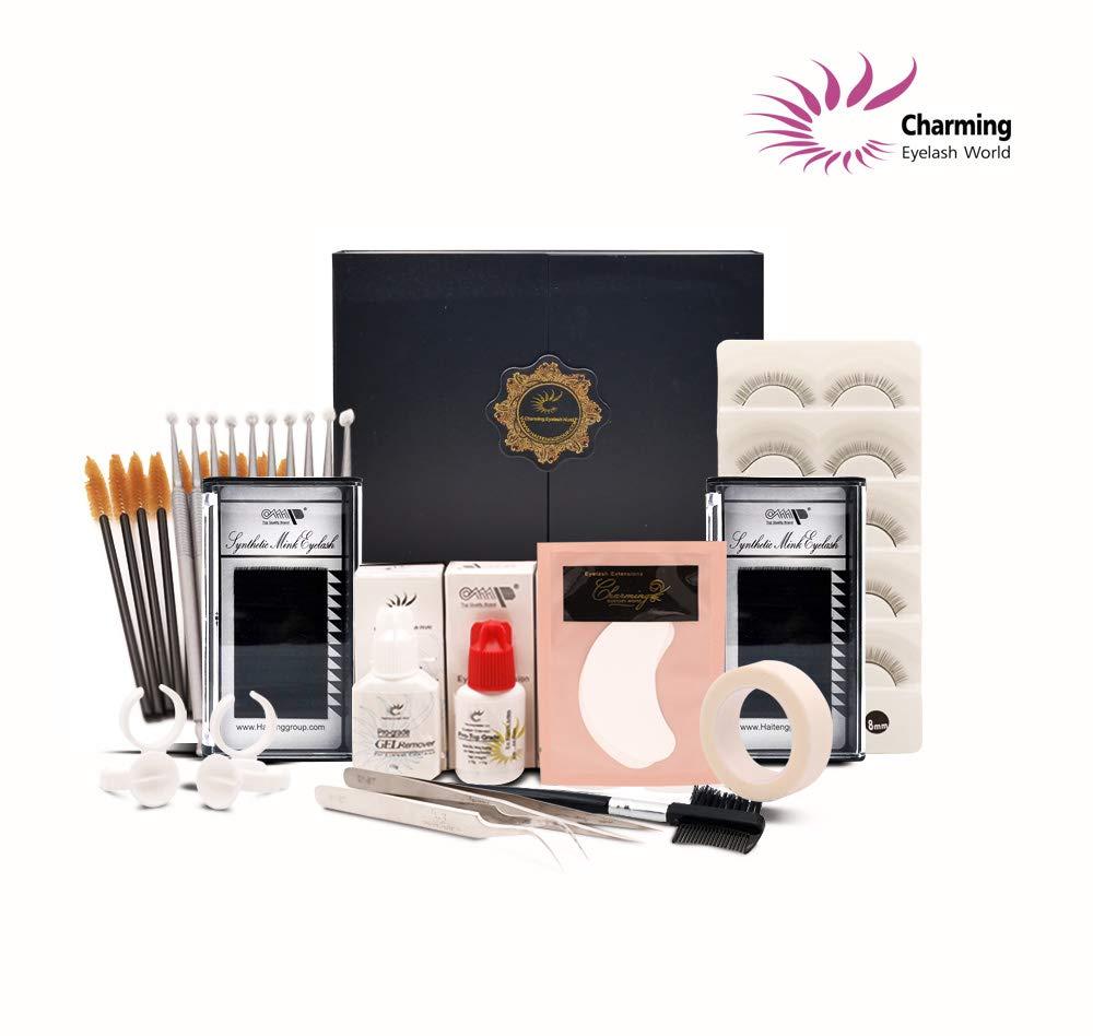 Lash Artist Starter Kit/Individual Eyelash Extension Trainning/Beginning kit