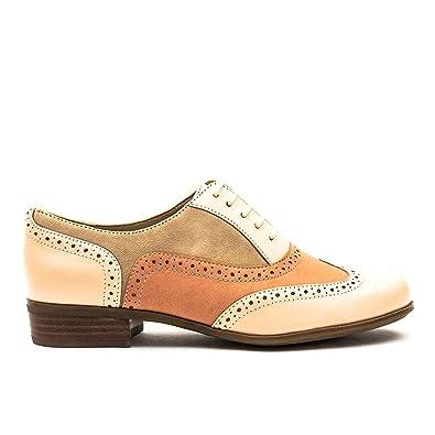 6a095c0eca4 Clarks Hamble Oak - Womens - Peach