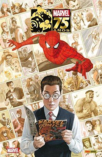 Descargar Libro Marvel. 75 Años Vv.aa