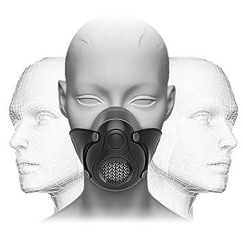 JAYLONG - Máscara de entrenamiento de alta altitud, para gimnasio, cardio, fitness,