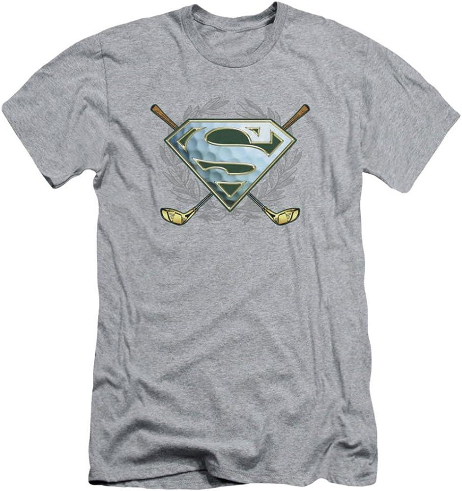 Superman DC Comics - Pelota de Golf Playera Delgada para Adulto ...