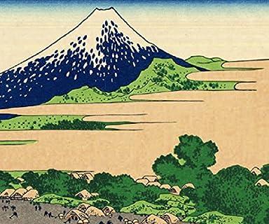 紙のオサイフ KOIKI【小粋】 二つ折財布 カード入れ 富士 田子の浦