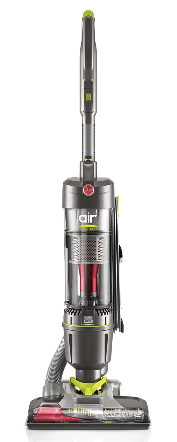 Hoover WindTunnel Air Steerable Pet Bagless Upright Vacuum Cleaner UH72405