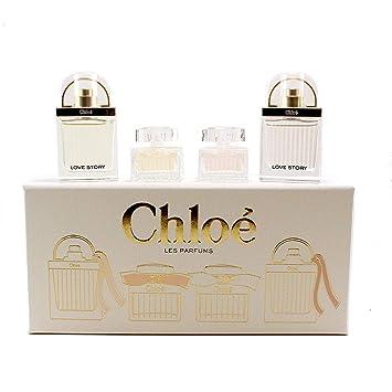 Amazoncom Chloe Mini Travel Gift Set Eau De Parfum Chloe Edp Edt