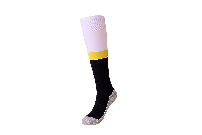 Beydodo Calcetines Futbol Hombre Calcetines Niño Colorido Calcetines Futbol Hombre Calcetines Largo: Amazon.es: Ropa y accesorios