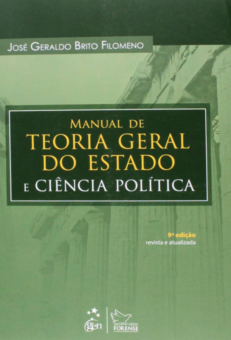 Manual de Teoria Geral do Estado e Ciência Política PDF