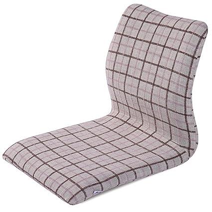 Perezoso sofá silla de piso perezoso bahía ventana silla sin ...