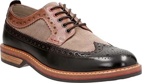 95df73e73aa1f Clarks Men's Pitney Limit Lace-Up Shoe