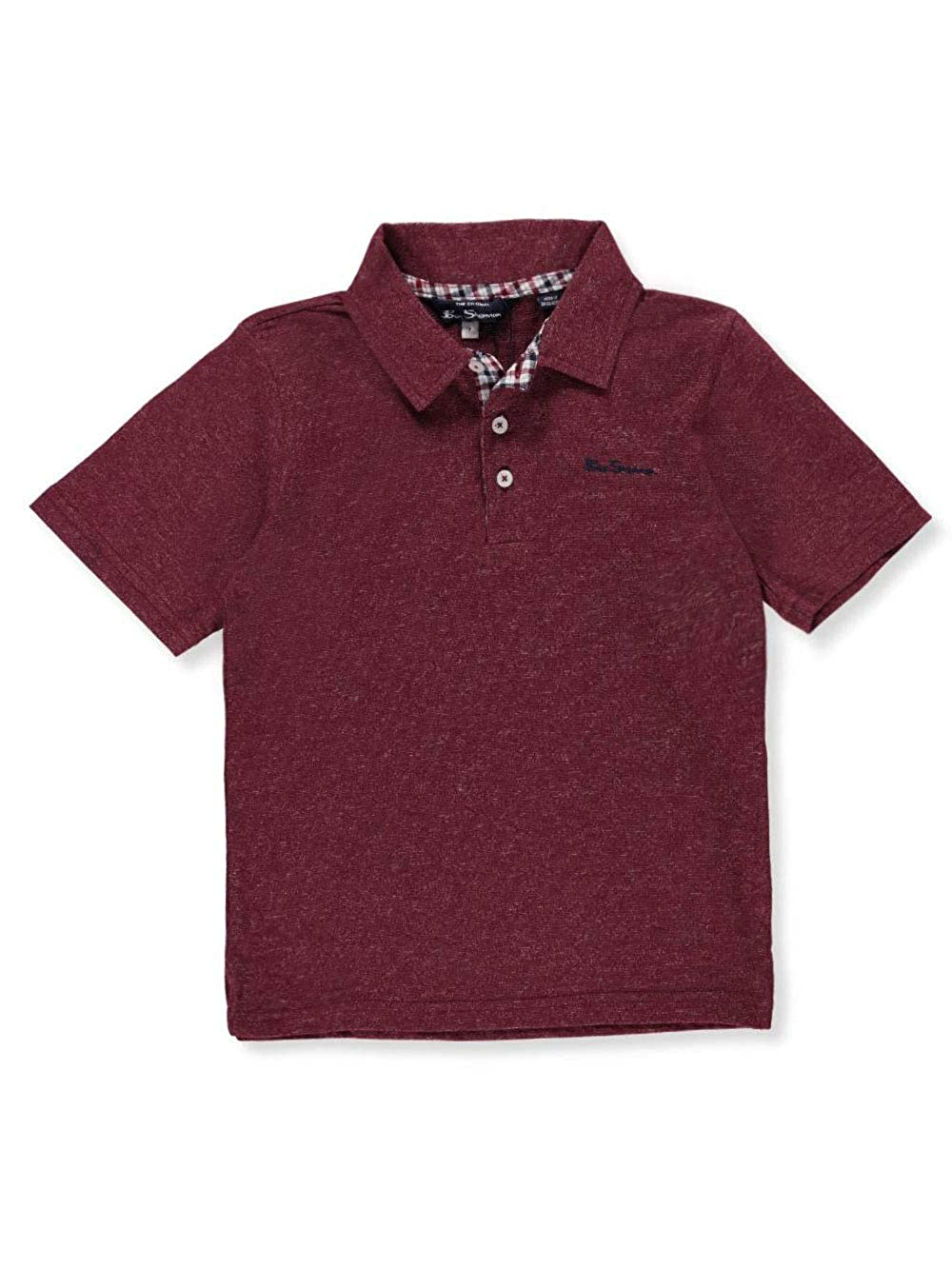 Ben Sherman Boys' S/S Knit Polo