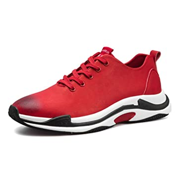 4c512266d33f1 Amazon.com : Men/Women Shoes Microfiber Athletic Shoes Spring/Fall ...