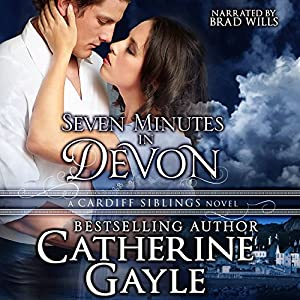Seven Minutes in Devon Audiobook
