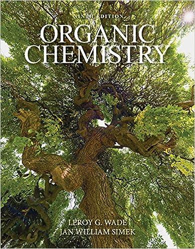 Organic chemistry 9 leroy g wade jan w simek amazon organic chemistry 9th edition kindle edition fandeluxe Choice Image