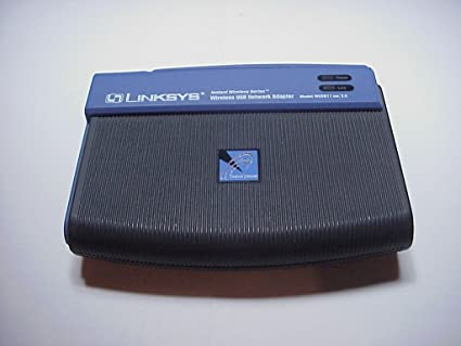 Linksys WUSB11 Network Adapter Linux