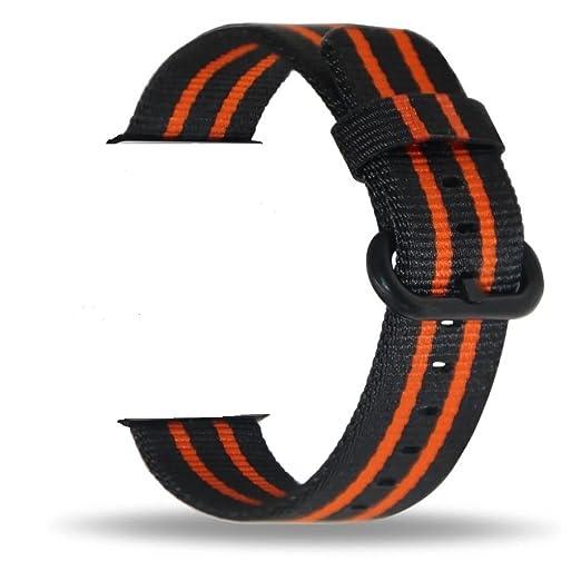 117 opinioni per Cinturino Smart Watch, ZRO Premium Nylon Woven Ricambio Cinturino Orologio
