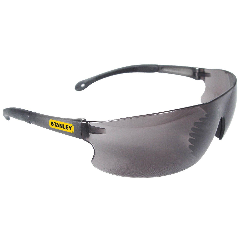 Stanley sy1202d rahmenlose Schutzbrille mit Smoke Objektiv