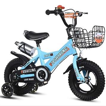 JLASD Bicicleta Bicicletas Niños, Antioxidante Niños Formación del ...